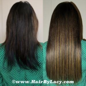 Farmington's Best Hair Extensions.