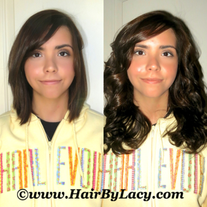 Flat Rock's Best Hair Extensions.