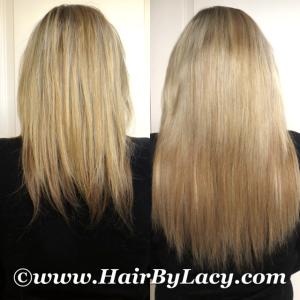 Aurora's Best Hair Extensions.