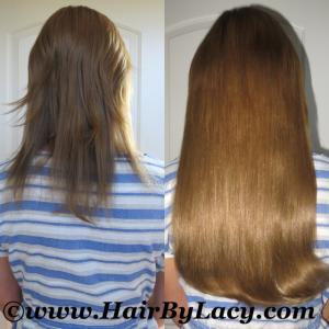 Goodrich's Best Hair Extensions.